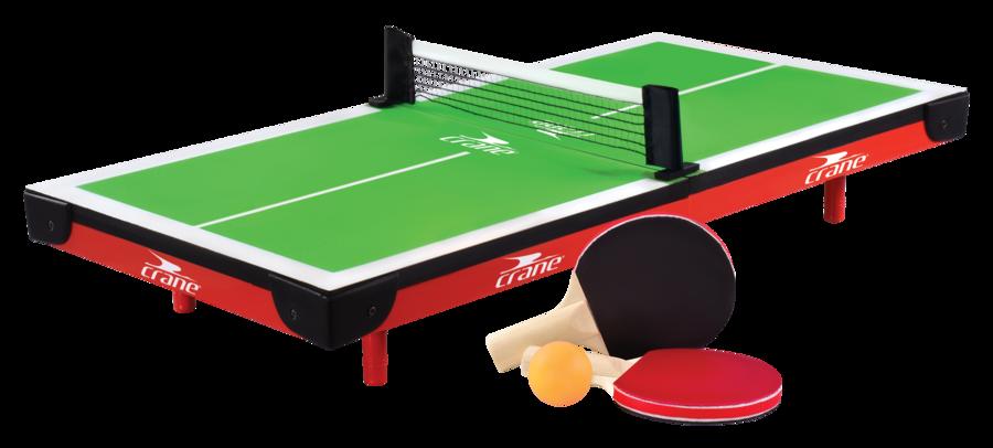 Mini tavolo da tennis Ping Pong - Crane AN35UQ