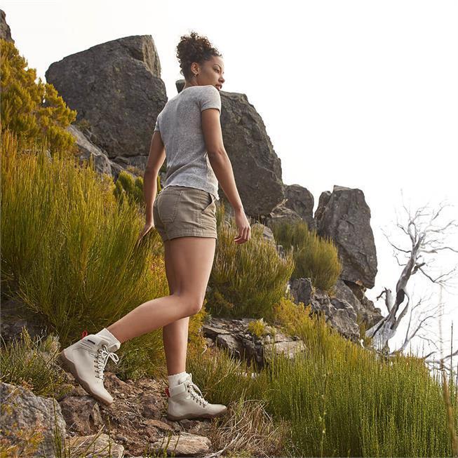 Vivobarefoot Tracker FG Pelle Marrone Donna