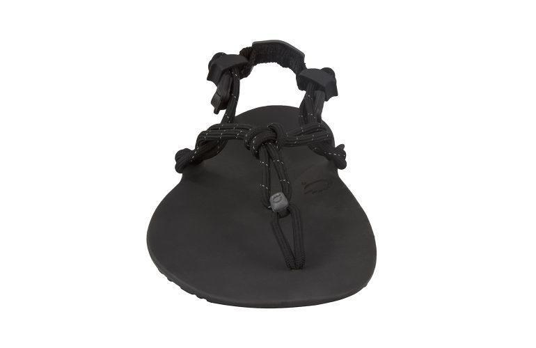 Xero Genesis sandalo infradito Donna nero