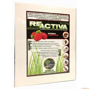 Reactiva gusto Lampone - Polvere Solubile 100 gr.