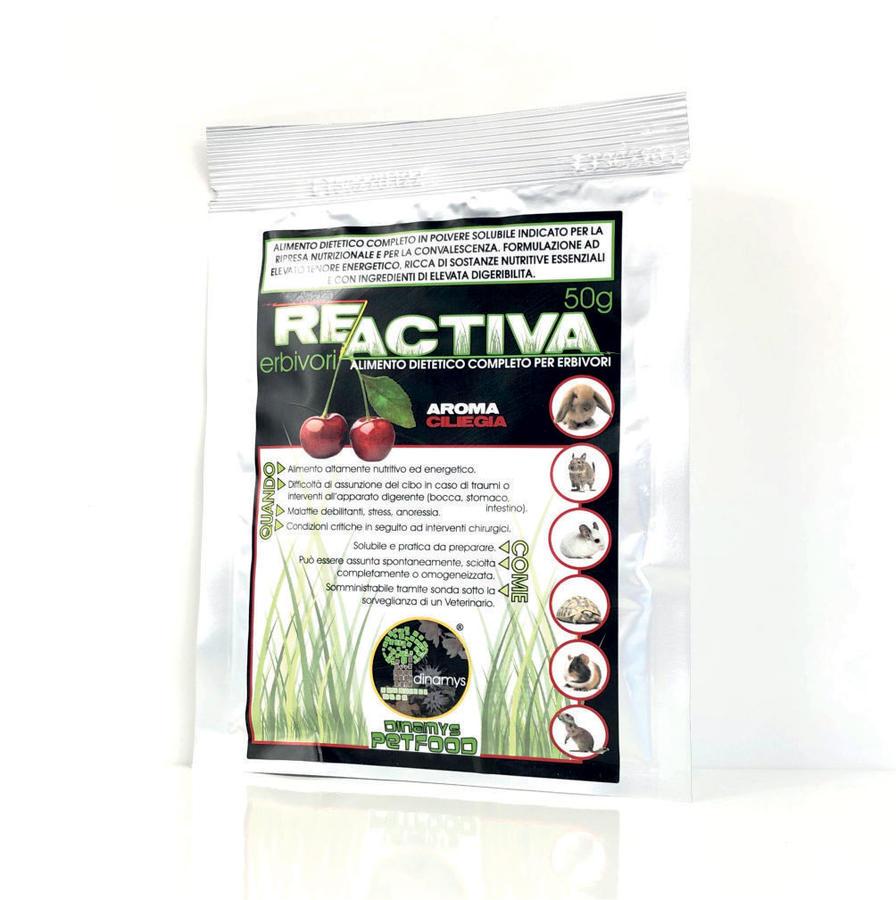 Reactiva gusto Ciliegia - Polvere Solubile 100 gr.