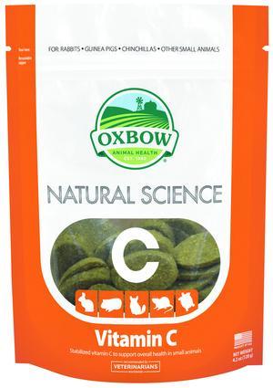 Oxbow Vitamin C – 60 pst