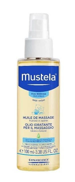 MUSTELA Olio Idratante per il massaggio