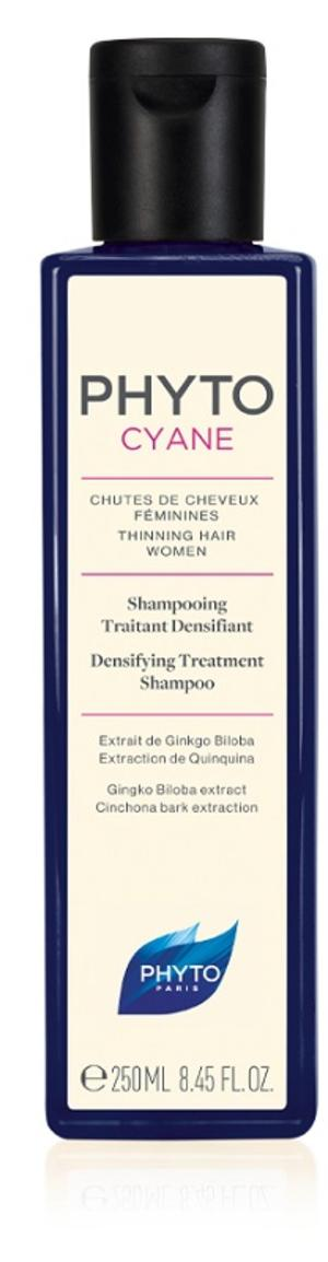 PHYTO PHYTOCYANE  Shampoo trattante ridensificante