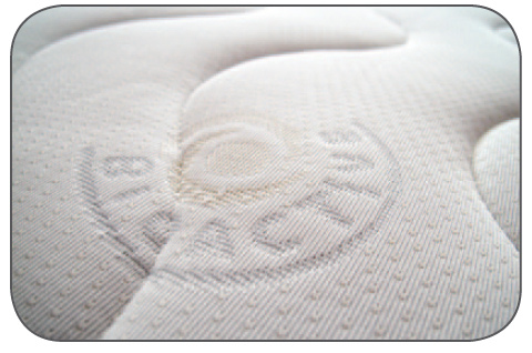 Materasso Mod. Super Confort Matrimoniale da Cm 160x190/195/200 BioActive Sfoderabile Altezza Cm. 22 - Ergorelax