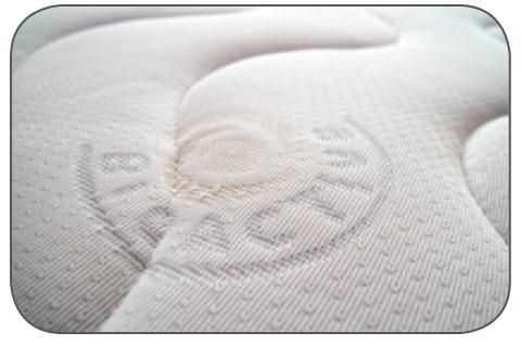 Materasso Memory Mod. Super Confort da Cm 85/190/195/200 BioActive Sfoderabile Altezza Cm.22 - Ergorelax