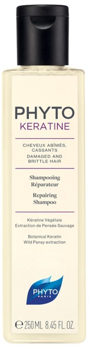 PHYTO PHYTOKÉRATINE  Shampoo riparatore