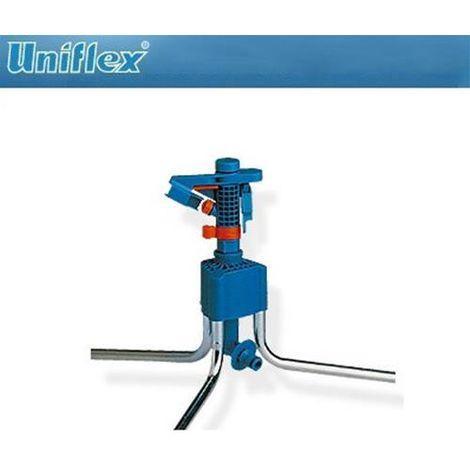 Uniflex Pulsar Irrogatore pulsante a settore su basamento treppiede