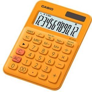 Calcolatrice da tavolo MS-20UC arancio Casio