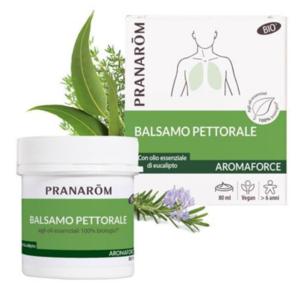 Pranarom - Balsamo pettorale Aromaforce bio