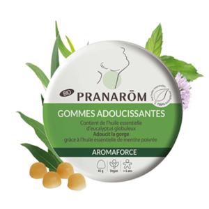 Pranarom - Aromaforce Caramelle balsamiche eucalipto bio