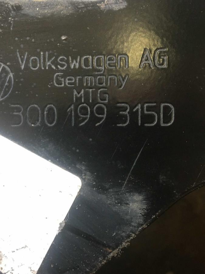 Telaio Avantreno Culla Motore con Barra Stabilizzatrice e Biellette Volkswagen Golf 7 - 3Q0199315D