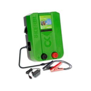 Elettrificatore doppia alimentazione 12/230 Volt TITAN DUO 3000 3 Joule
