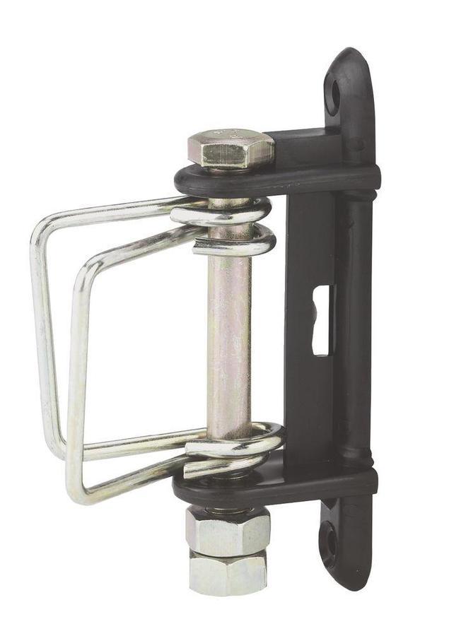 Isolatore ad angolo per bande fino a 40 mm busta da 10 pezzi