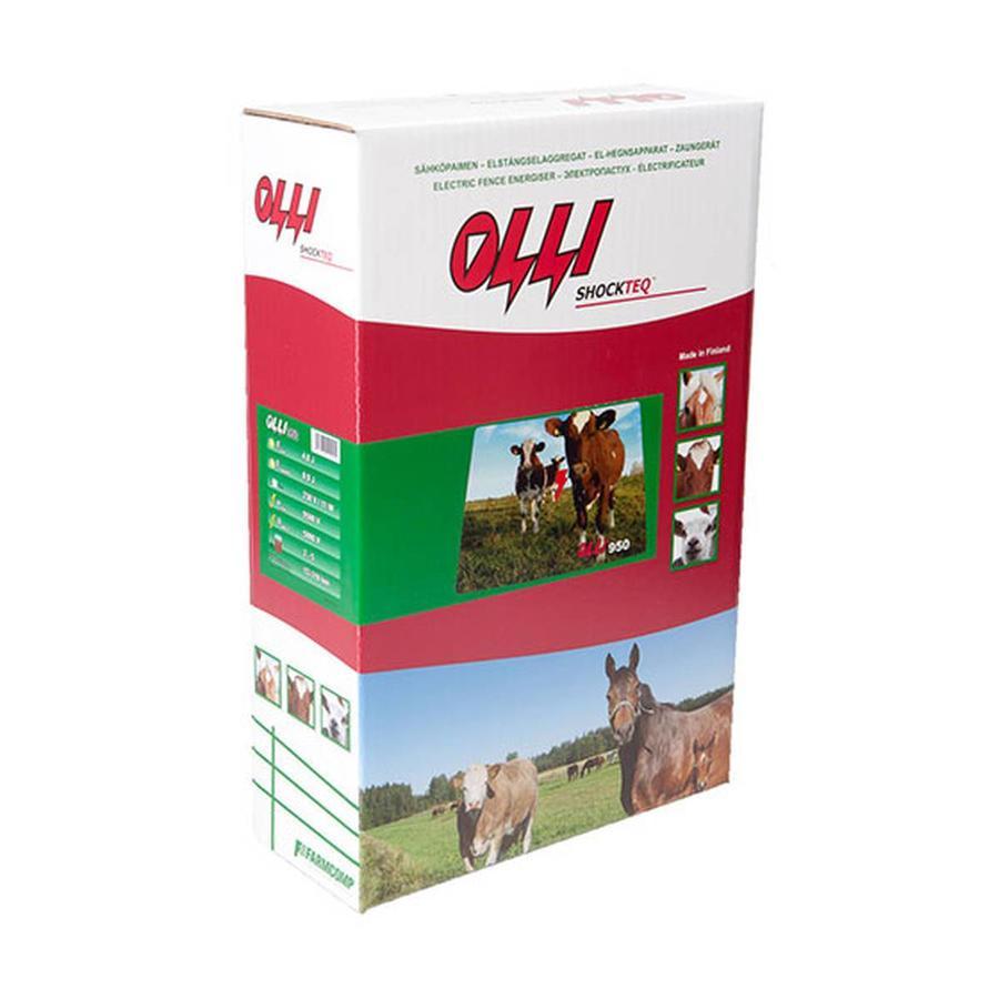 Elettrificatore OLLI 950 a corrente 230V 4,8 J