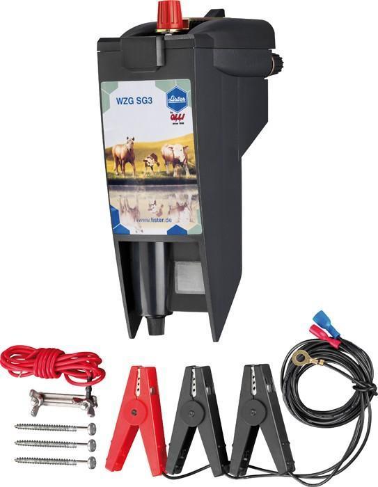 Elettrificatore Lister WZG SG3 0,30 j per animali domestici