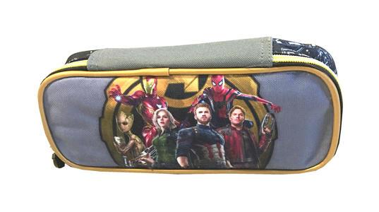 Astuccio bustina ovale Avengers - Marvel 1772P-8277