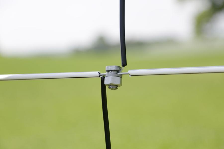 Giunzione Galvanizzata per cavi acciaio busta 10 pz