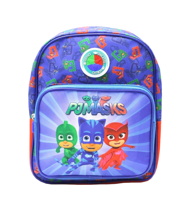 Zainetto Asilo PJ Mask - Mari Cart 59910