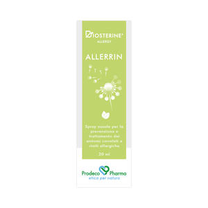 BIOSTERINE® ALLERGY ALLERRIN Spray nasale
