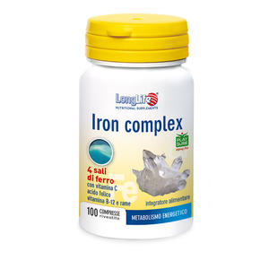 LONGLIFE IRON COMPLEX
