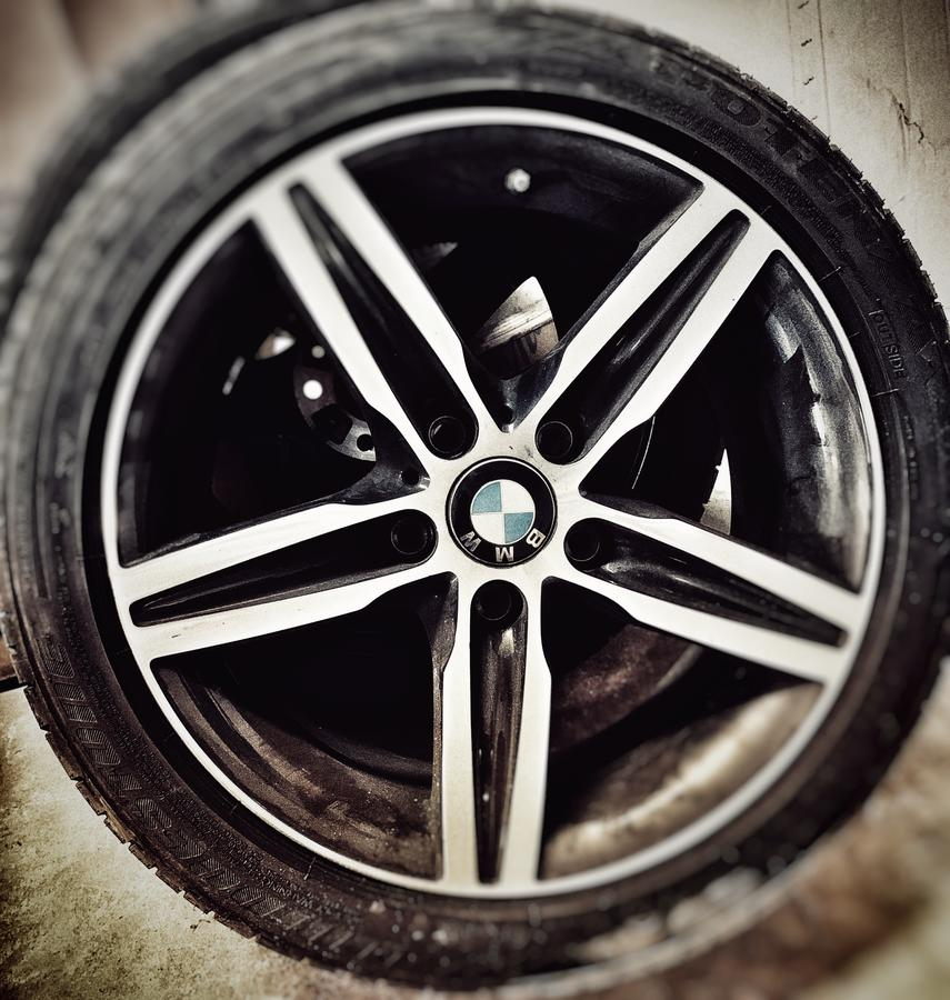 """Serie Cerchi in Lega BMW S1 S3 da 17"""""""