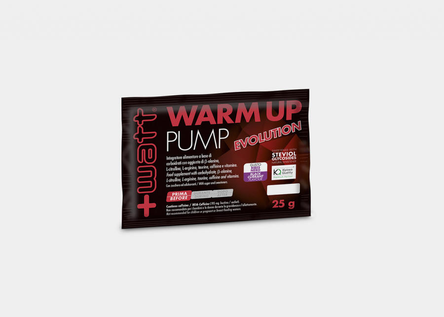 +WATT WARM UP PUMP EVOLUTION ►PROMO MULTIPACK◄