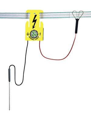 Luce di segnale per controlo recinto
