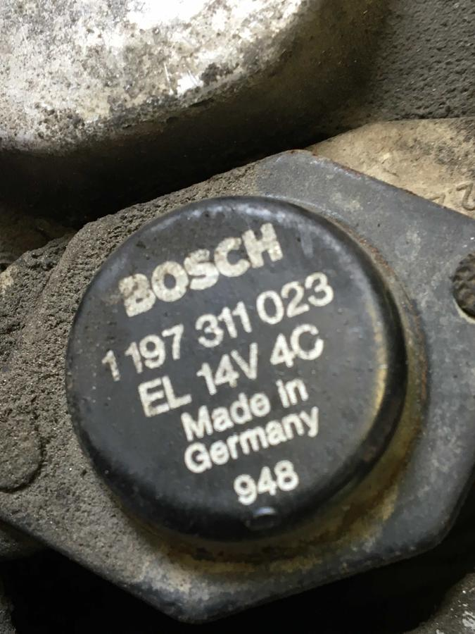 Alternatore Mercedes Bosch W123 - 1197311023