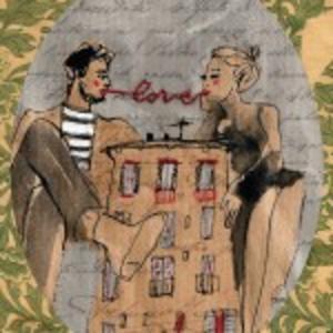 Francesca Mariani, Stampa A4 firmata: Love
