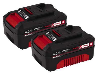 Set 2 Batterie 4 Ah