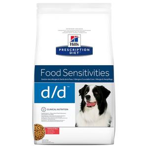 Hill's d/d Food Sensitivites Anatra 12 Kg Crocchette Croccantini Per Cani Allergie cute