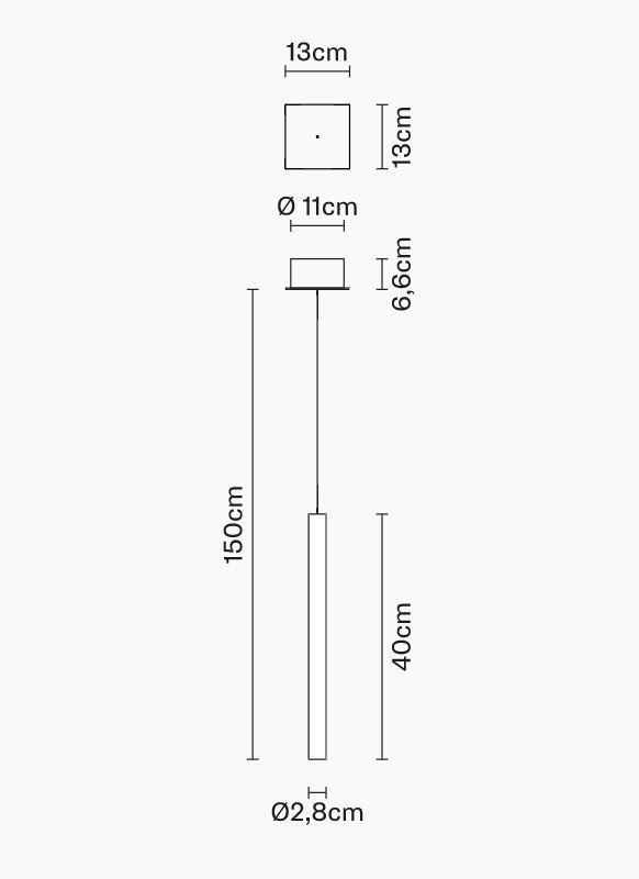 Lampada Multispot Tooby di Fabbian ad 1 Luce in Alluminio e Diffusore in Vetro Borosilicato Trasparente, Diverse Versioni - Offerta di Mondo Luce 24