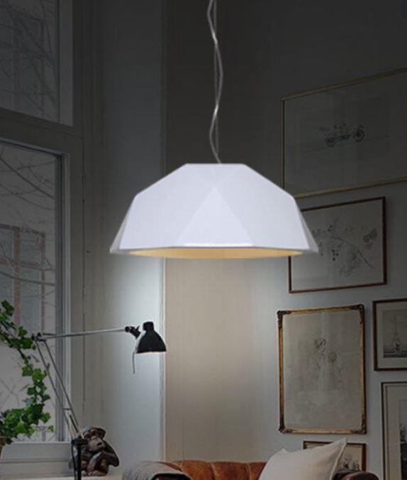 Lampada a Sospensione Crio di Fabbian in Alluminio con Diffusore Ø 115 cm in PMMA Opalino, Varie Finiture - Offerta di Mondo Luce 24