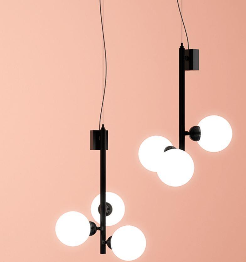 Punto Luce per Lampada Freeline su Misura di Fabbian con Struttura in Alluminio, Luce Diffusa - Offerta di Mondo Luce 24