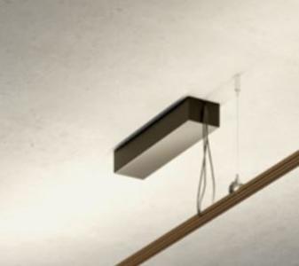 Rosone per Lampada Freeline su Misura di Fabbian con Struttura in Alluminio con e senza Alimentatore - Offerta di Mondo Luce 24