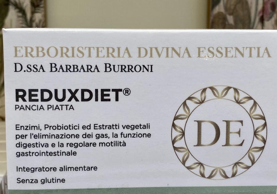 Reduxdiet pancia piatta Divina Essentia