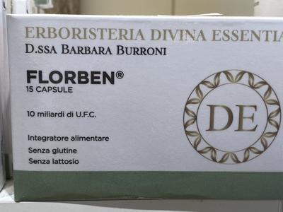 Florben Divina Essentia