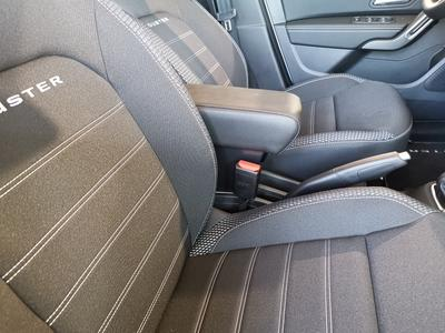 Adjustable armrest with storage for Dacia Duster (2018>)