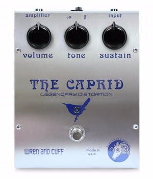 Blue-Violet Caprid OG - Wren and Cuff