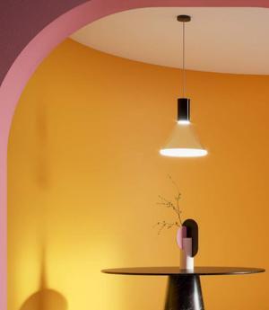 Lampada Multispot Polair di Fabbian ad 1 Luce in Alluminio e Diffusore in Vetro Borosilicato Trasparente, Diverse Versioni - Offerta di Mondo Luce 24