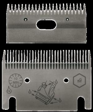 LI 102 / LC 102 pettine e coltello per Equini per tosatrice super 3000 originale liscop