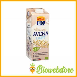 Lattevegetale di Avena senza zuccheri aggiunti