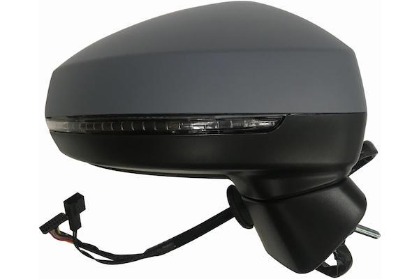 Specchio Retrovisore Destro AUDI 8V1857410G9B9 / 8V0857528DGRU