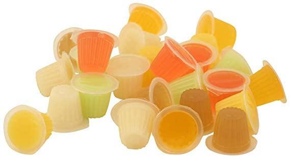 Fruit Cups Mix - 24 pz.