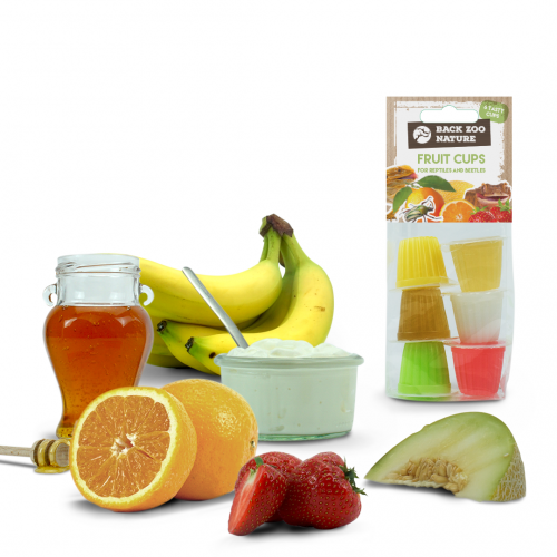 Fruit Cups Mix - 6 pz.