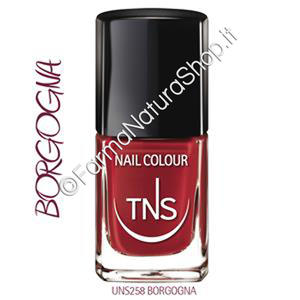 "TNS NAIL COLOUR ""BORGOGNA"" 258"