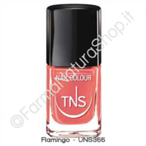 "TNS NAIL COLOUR ""FLAMINGO"" 355"