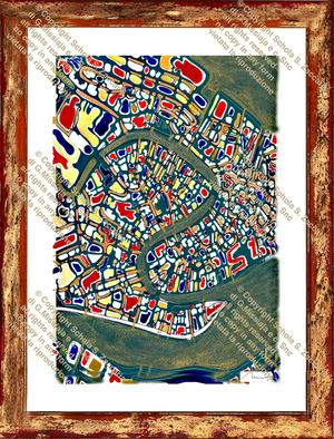 Interpretazione del Canal Grande Multicolor (1978-2010)
