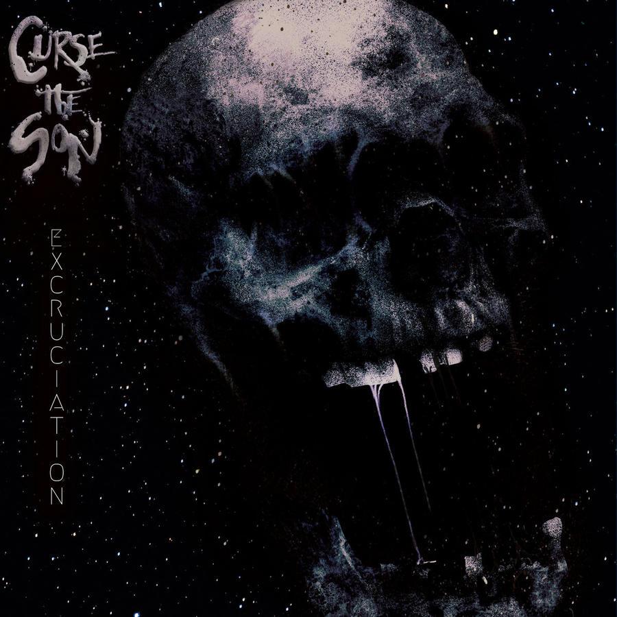 CURSE THE SON - EXCRUCIATION LP (Ripple Music)